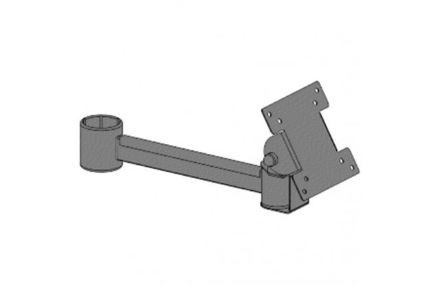 VESA mount for monitors, length 300 mm