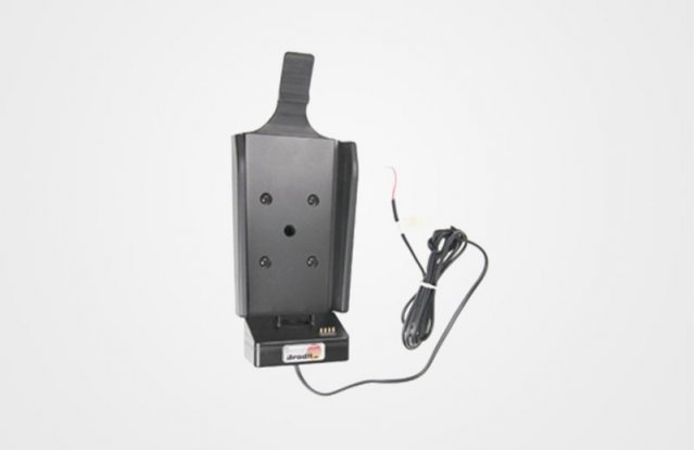 Intellectual charging base for VeriFone Vx680