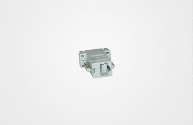 DB9M-RJ45 adapter