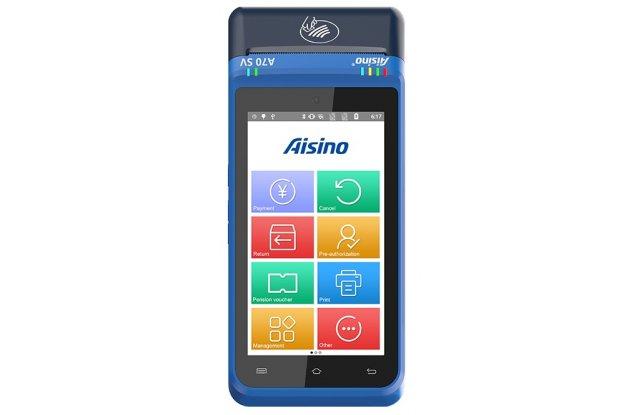 Smart Terminal Aisino A70sv