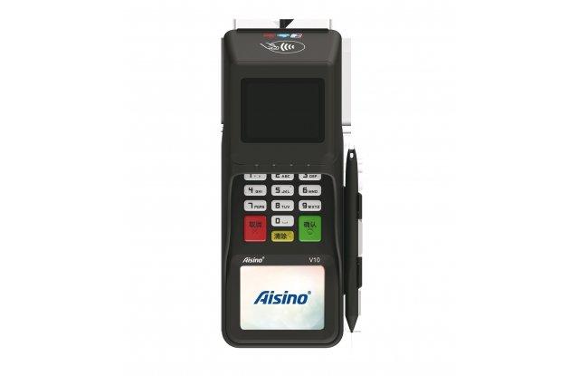 Pin-Pad Aisino V10 III NFC/Singature/2D scanner